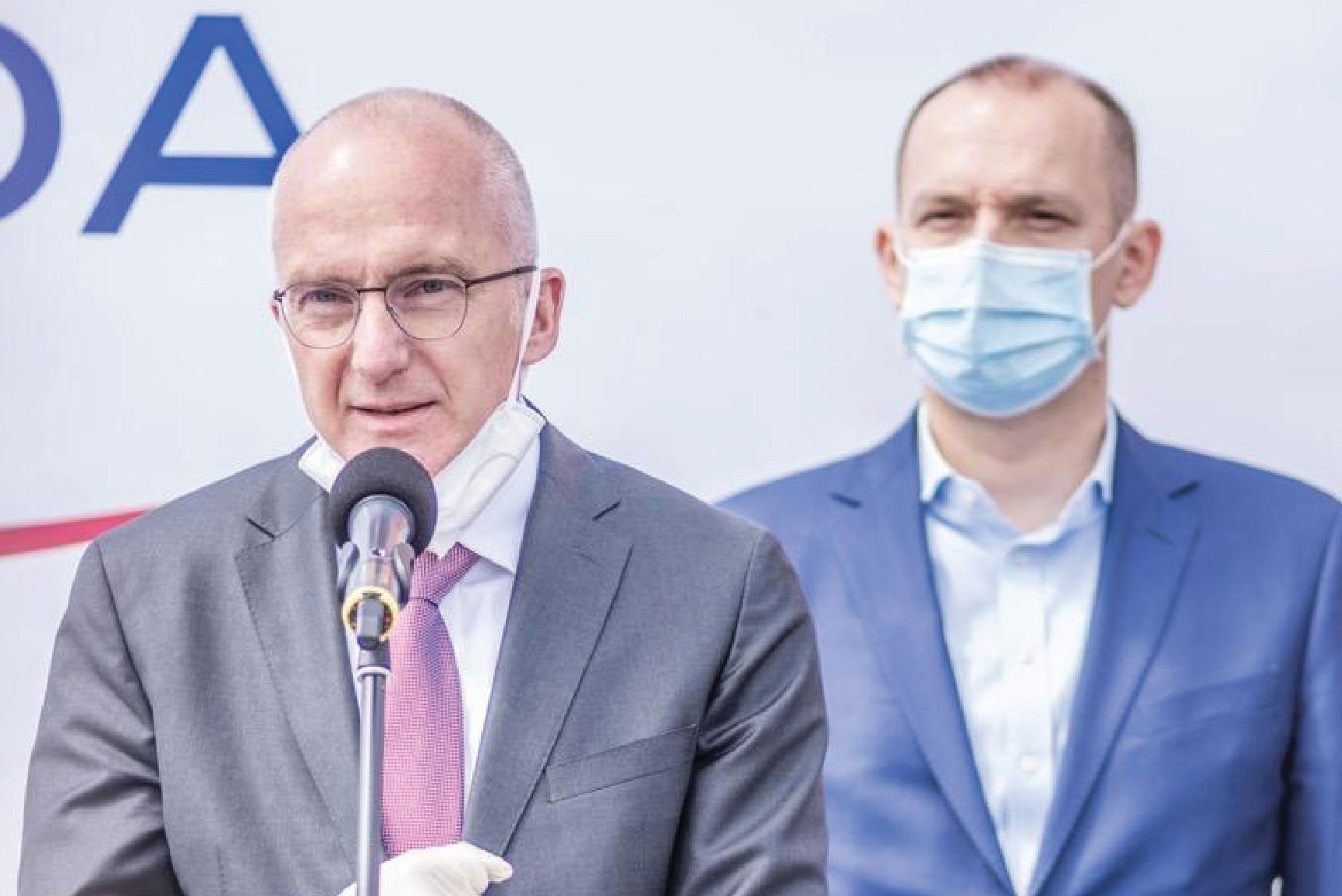 Немачки амбасадор Шиб: Похвале за здравствени систем Србије