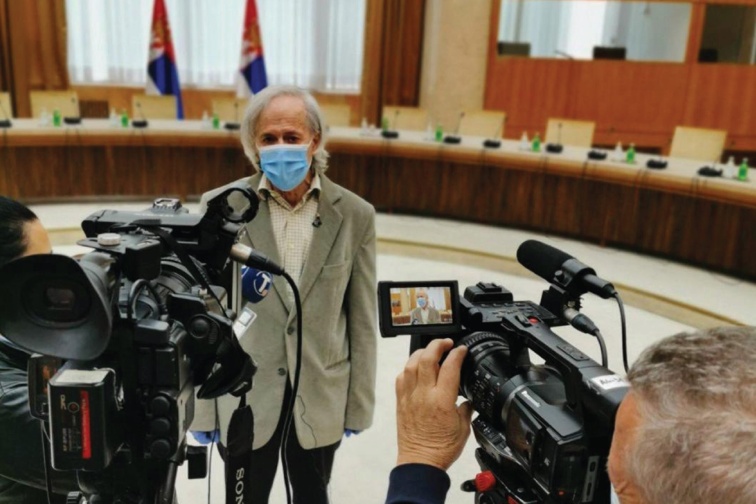 """До краја недеље КБЦ """"Др Драгиша Мишовић"""" у пуном капацитету"""