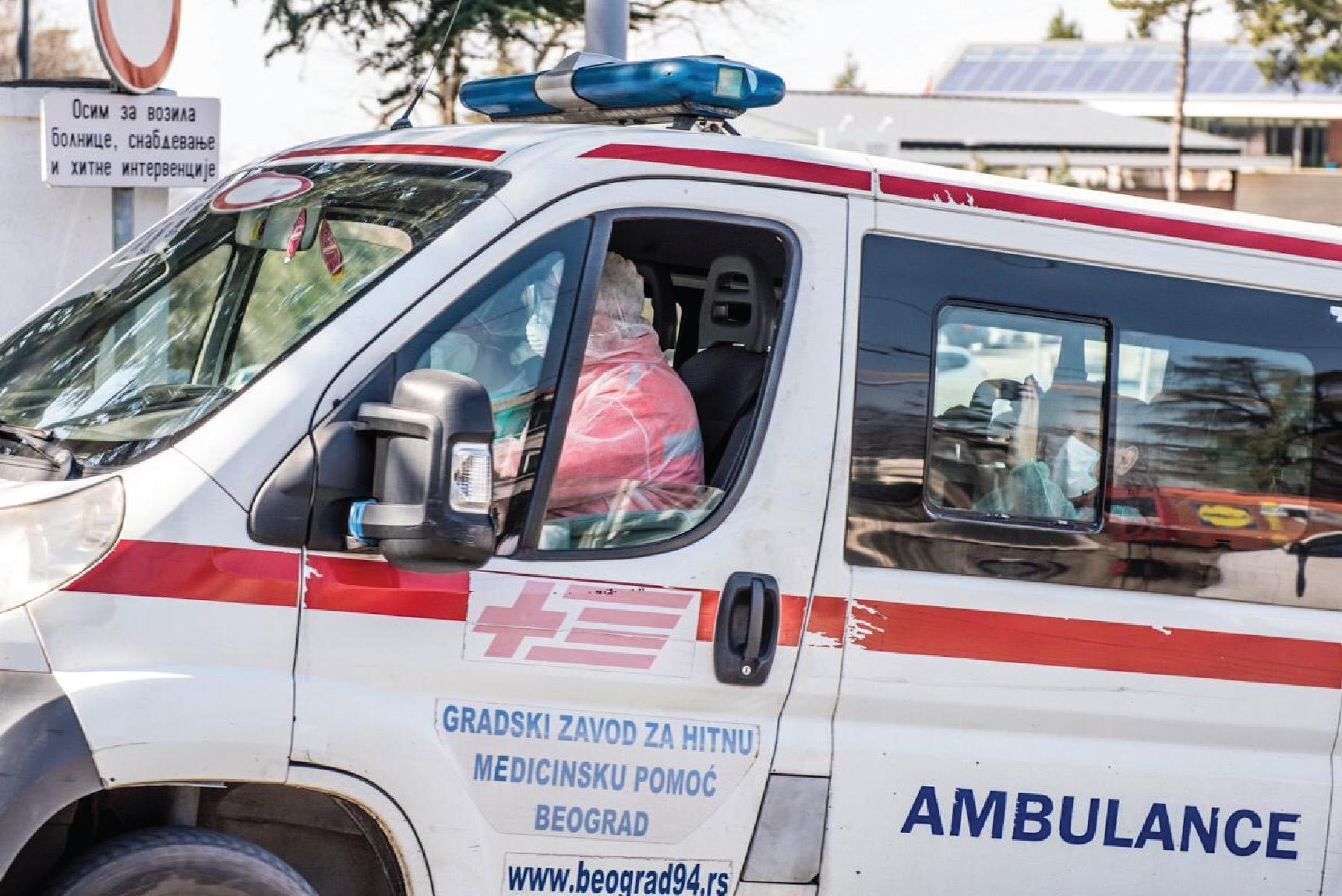 Мање пацијената у ковид амбулантама