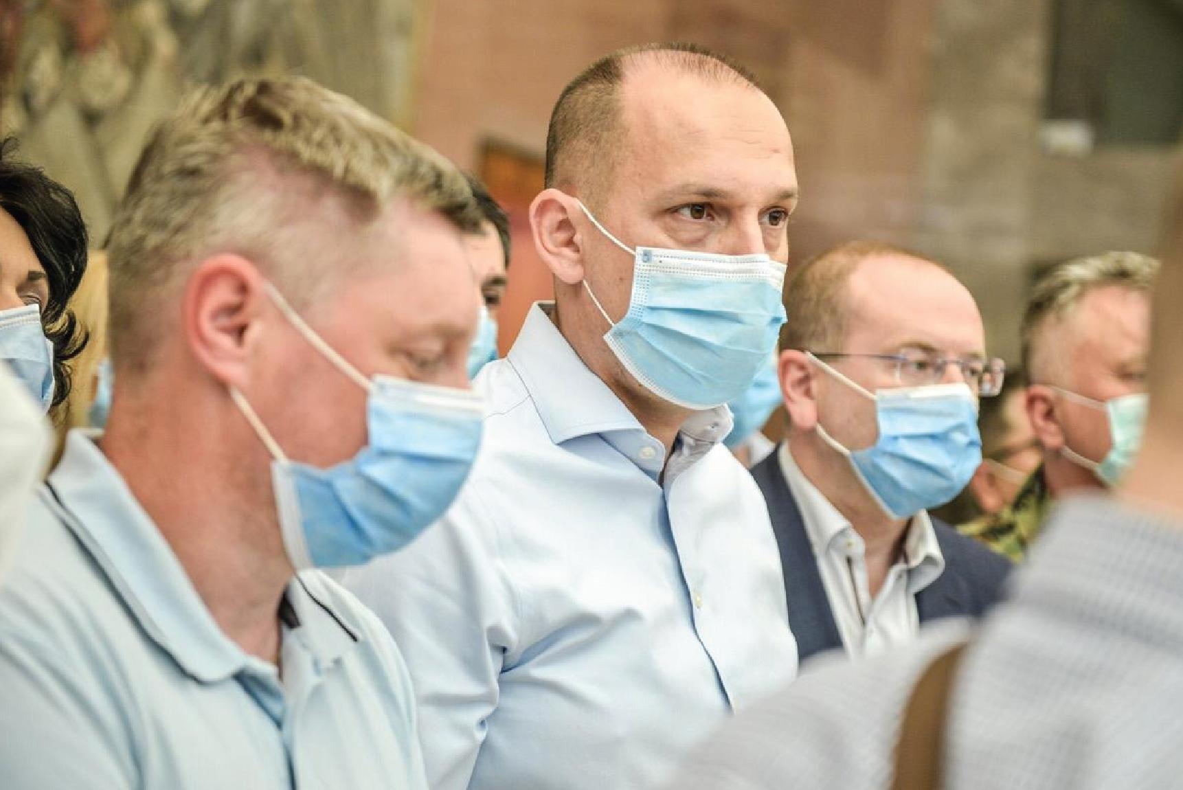 Лончар: Капацитети ковид болница у Београду попуњени