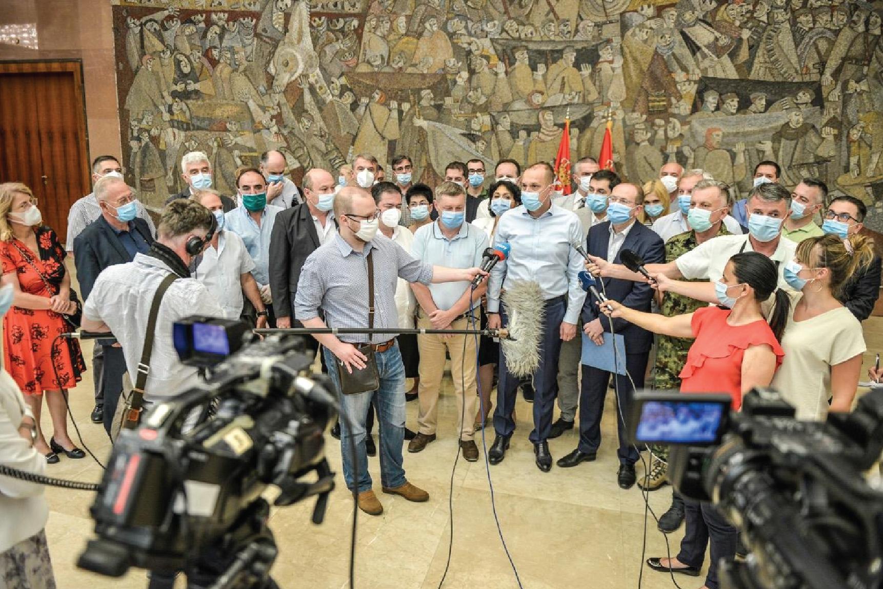 Најтежи дан у Војводини, умрла четири пацијента
