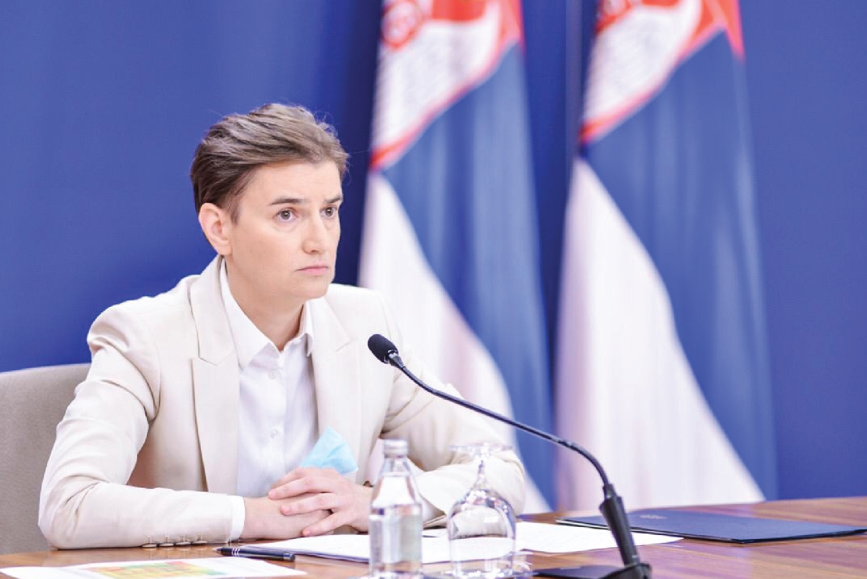 Брнабић: У Србији нема проблема са лажним тестовима