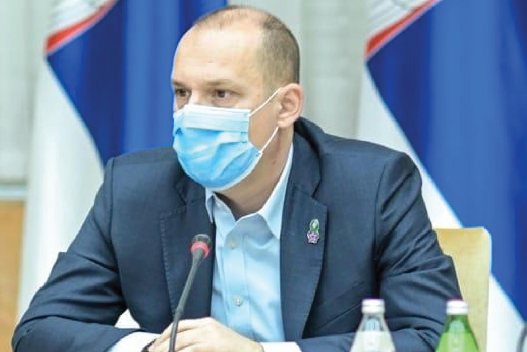 Лончар: Нападнута докторка на Инфективној клиници