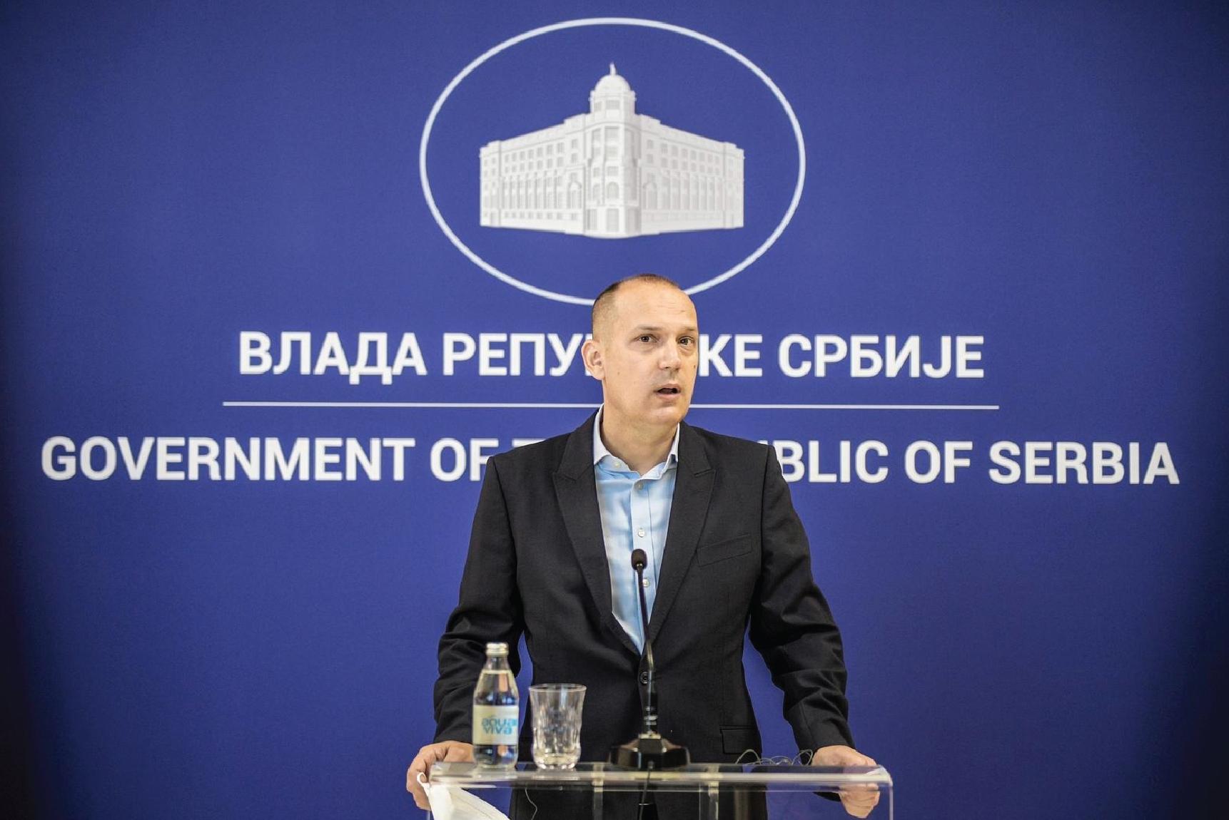 Лончар: Не лицитирати с мерама, сутра анализа на Кризном штабу