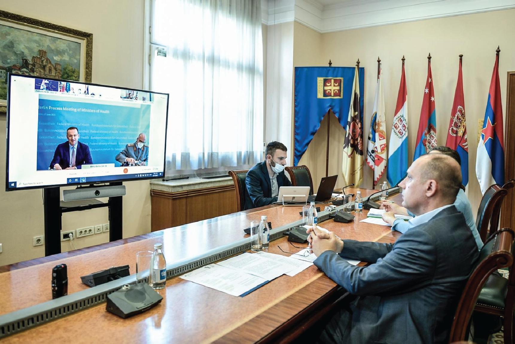 You are currently viewing Министар здравља на састанку министара здравља у оквиру Берлинског процеса